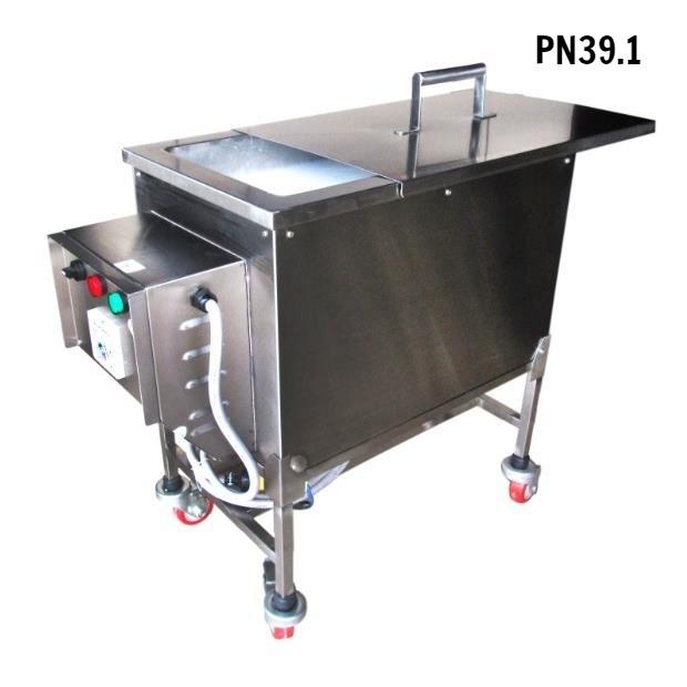 PN39.1 - Thùng nấu sáp ( Paraffin ) điều trị giảm đau