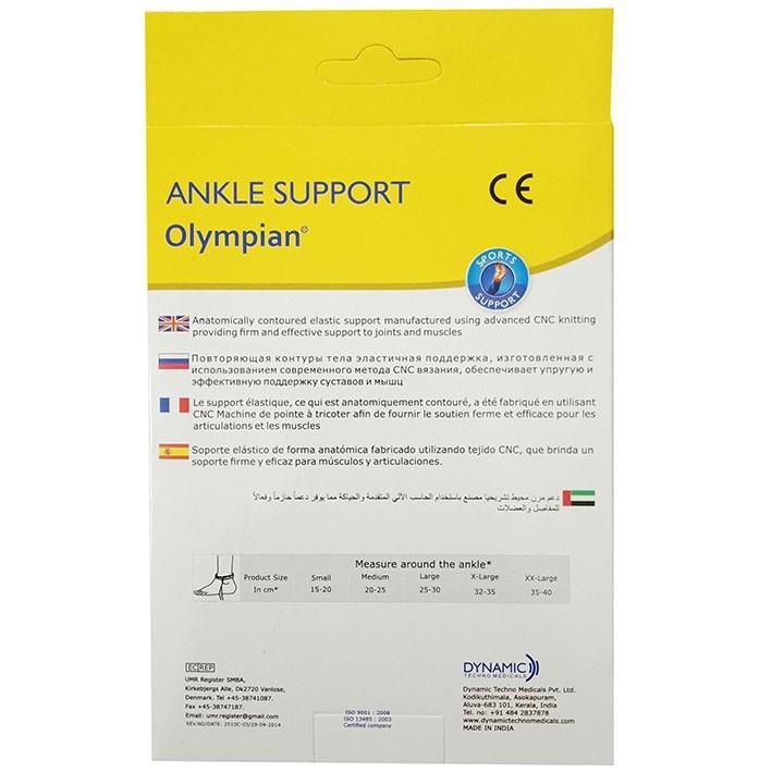 Đai quấn cổ chân | Đai cổ chân Olympian - 2510 (Hàng nhập Ấn Độ)