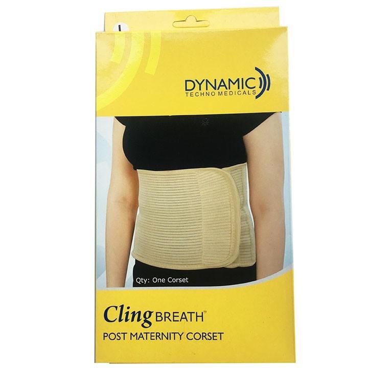 Đai nịt bụng cao cấp | Đai nịt bụng thoáng khí Cling (Hàng nhập Ấn Độ) - 2720