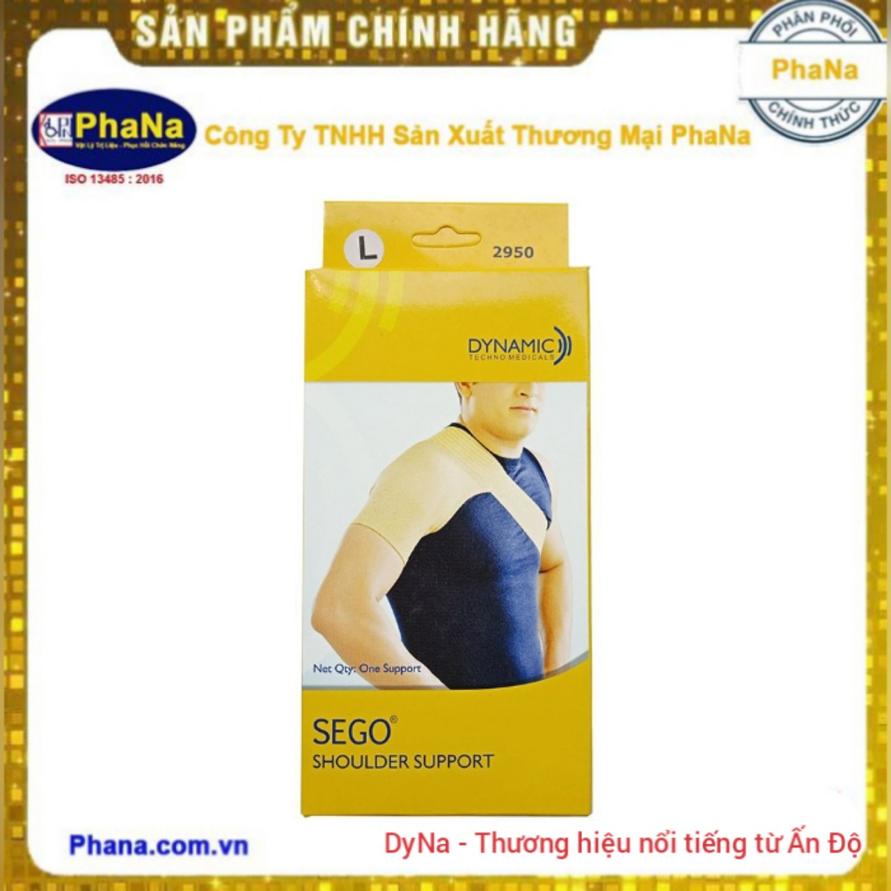 Đai hổ trợ vai SEGO SHOULDER SUPPORT 2950