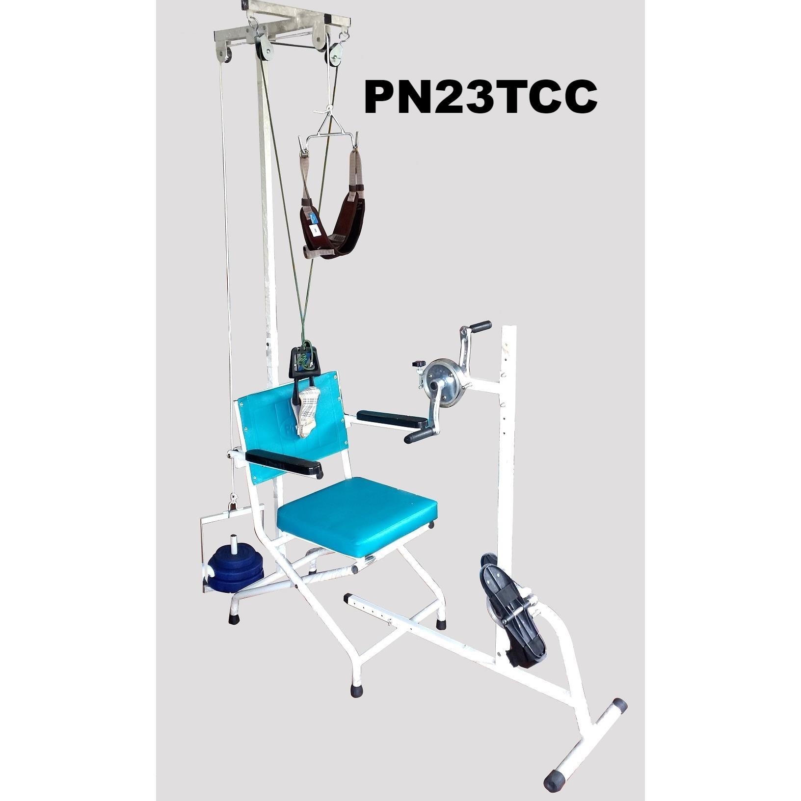 PN23TCC - Ghế tập mạnh tay chân + kéo cổ