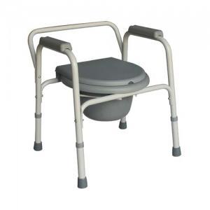 MN-GB697 : Ghế bô vệ sinh không bánh xe sơn tĩnh điện