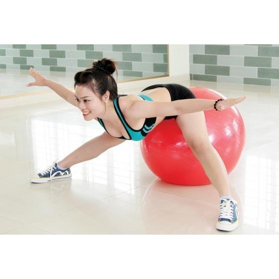 Bóng tập thể dục thẩm mỹ- Banh tập (Hàng nhập)