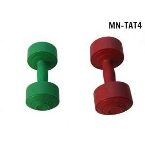 MN-TAT4 - Tạ cầm tay cát bọc nhựa loại 4kg