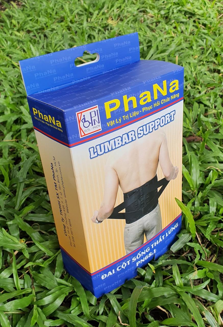 PN68.1- Áo nẹp cột sống thắt lưng