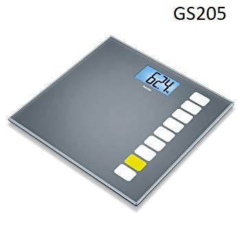 CÂN ĐIỆN TỬ MẶT KÍNH GS205