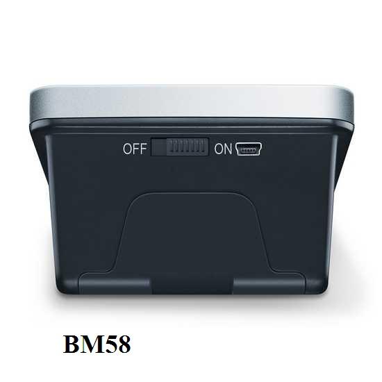Máy đo huyết áp bắp tay cảm ứng Beurer BM58
