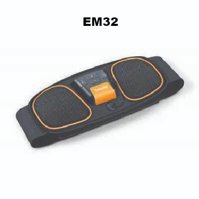 Đai tập cơ bụng Beurer EM32