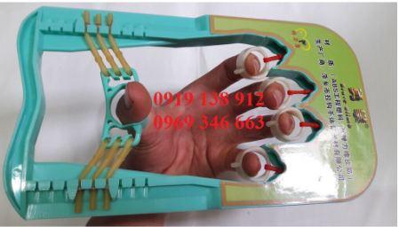Dụng cụ tập kéo ngón tay - mu bàn tay
