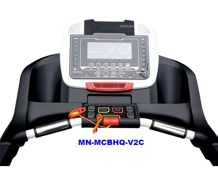 Máy chạy bộ điện đa năng HQ-V2C