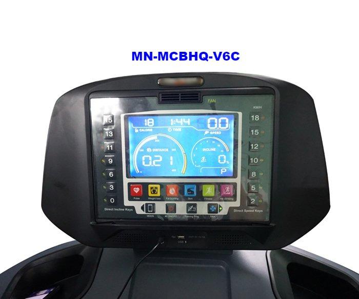 Máy chạy bộ điện đa năng HQ-V6C