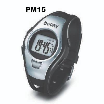 Đồng hồ thể thao – đo nhịp tim Beurer PM15