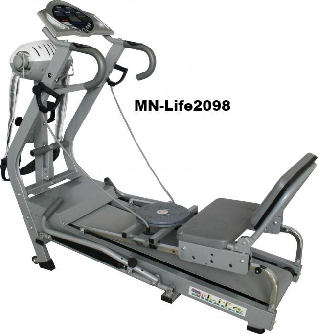Máy chạy bộ cơ 10 chức năng Life 2098