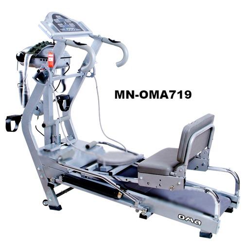Máy chạy bộ cơ đa năng OMA-719