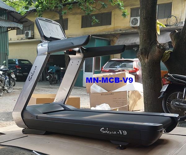 Máy chạy bộ phòng Gym Sakura V9