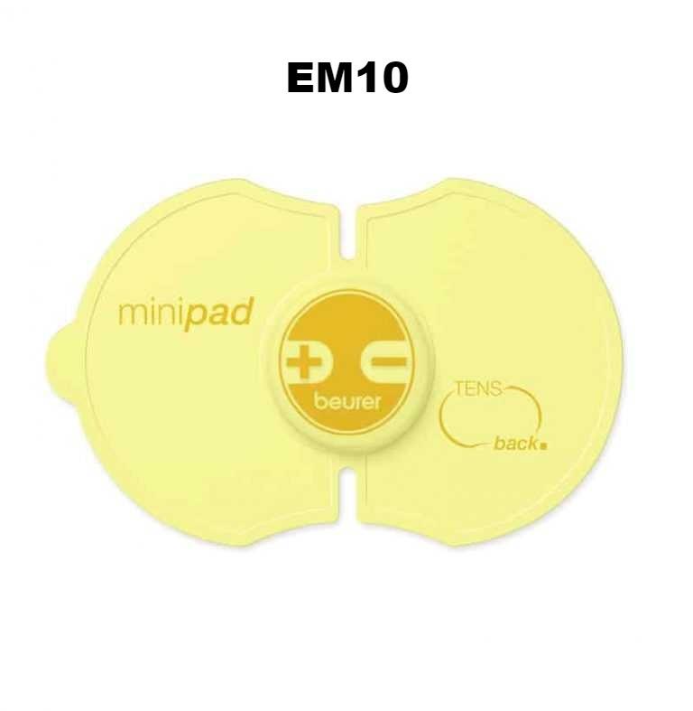 Máy massage điện xung trị đau mỏi lưng Beurer EM10