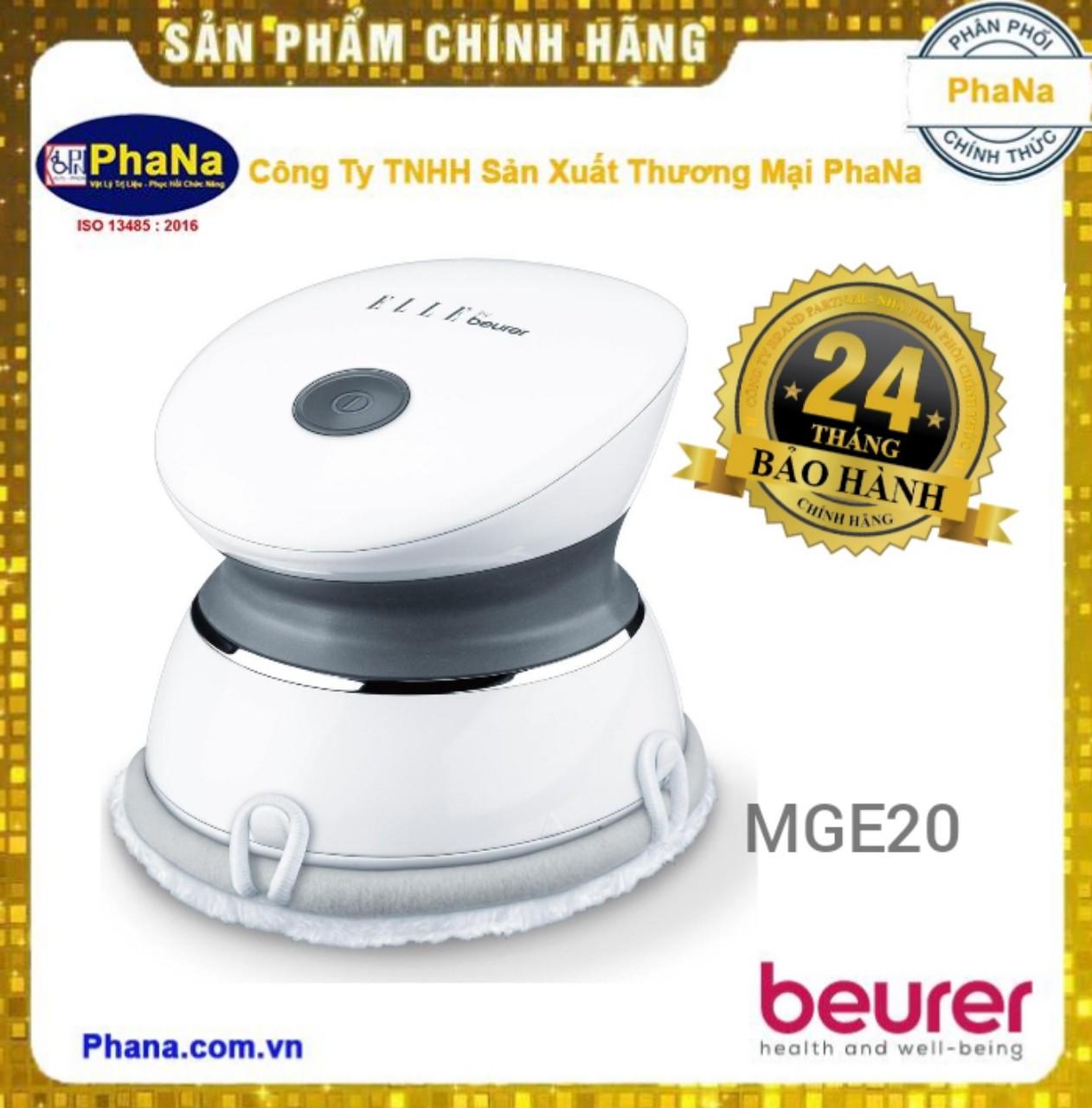 Máy massage mini Spa Beurer MGE20