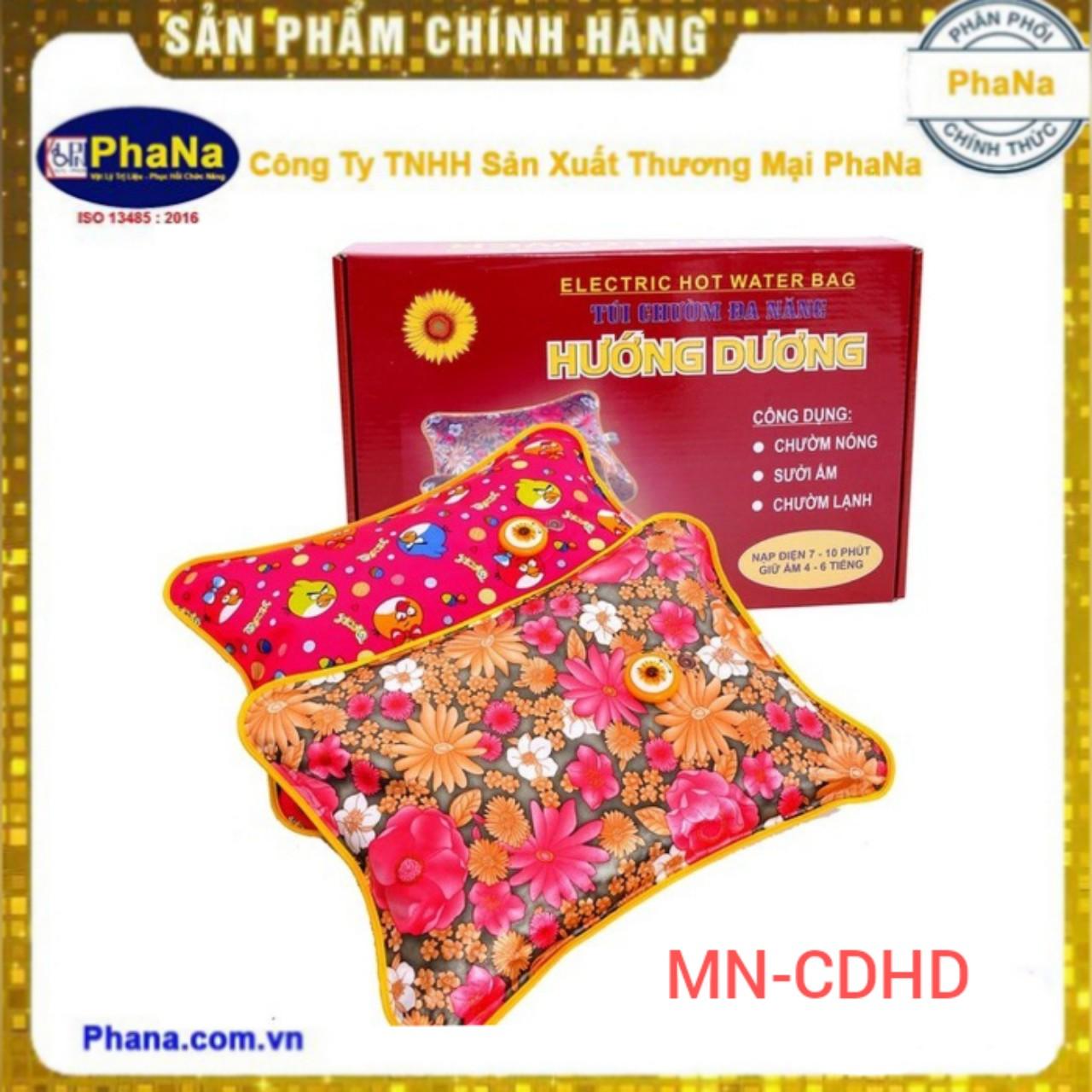 Túi chườm điện đa năng Hướng Dương - MN-CDHD