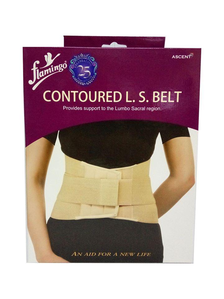 Đai lưng Contoured L.S.Belt( Size S)