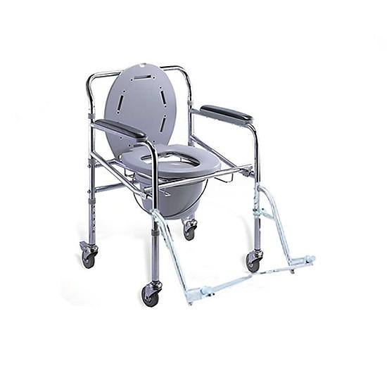 Ghế vệ sinh cho người khuyết tật- MK698 có gác chân