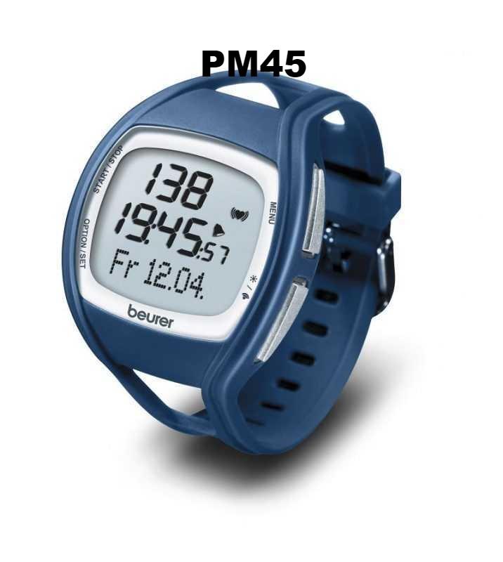Đồng hồ thể thao đo nhịp tim Beurer PM45