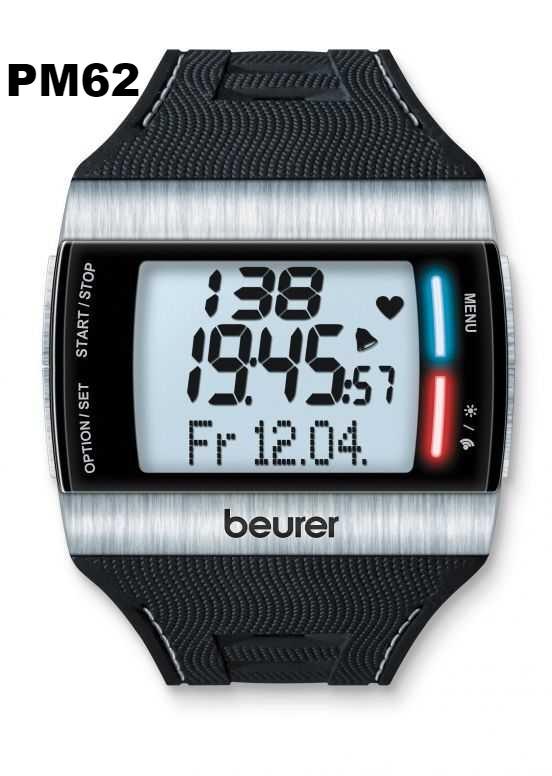 Đồng hồ thể thao đo nhịp tim Beurer PM62
