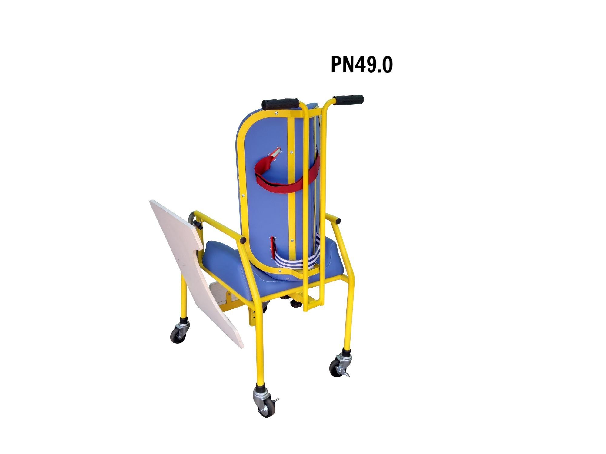 PN49.0 - Ghế ngồi trẻ bại não tam giác