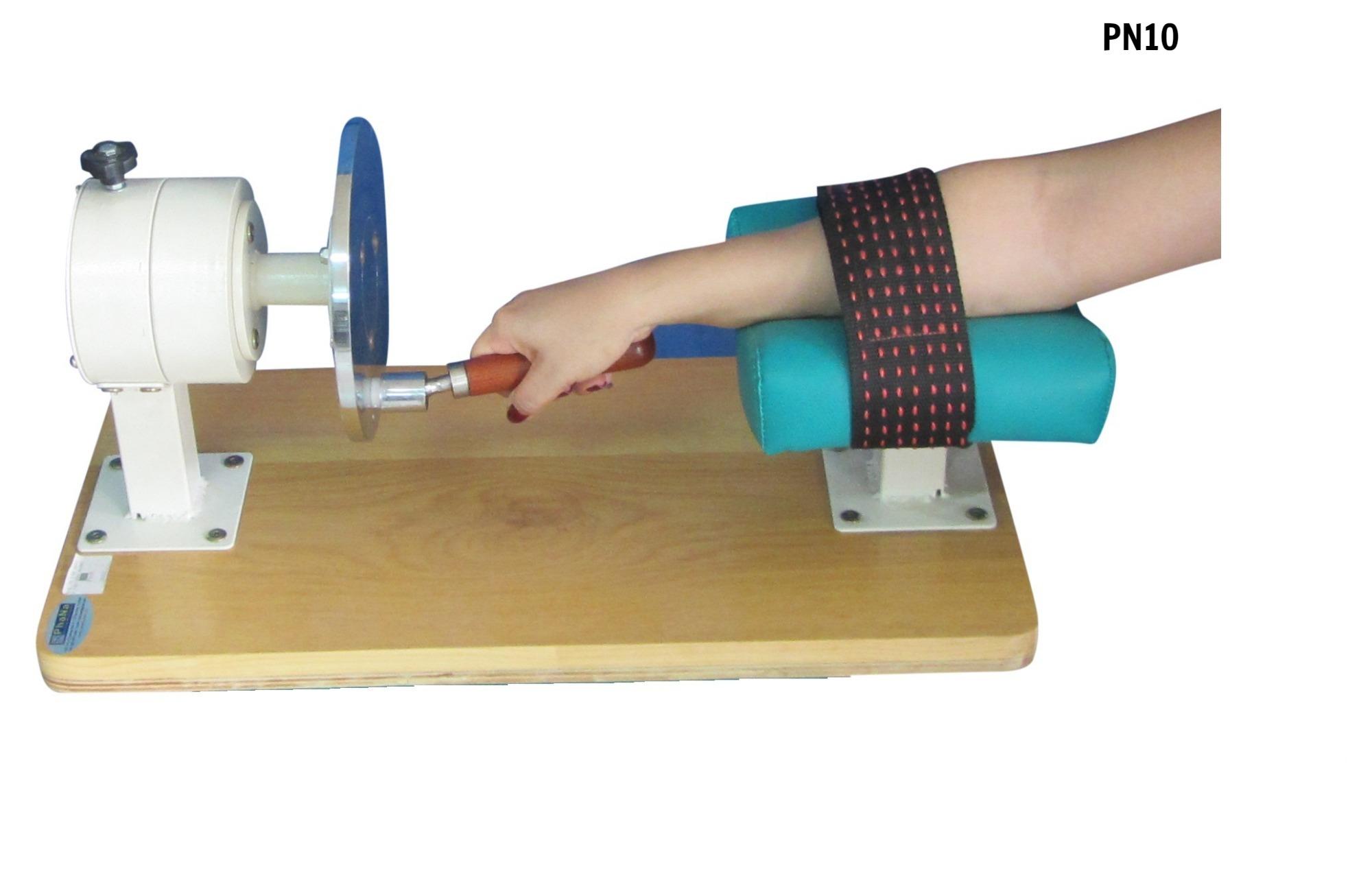 PN10- Dụng cụ tập quay cổ tay