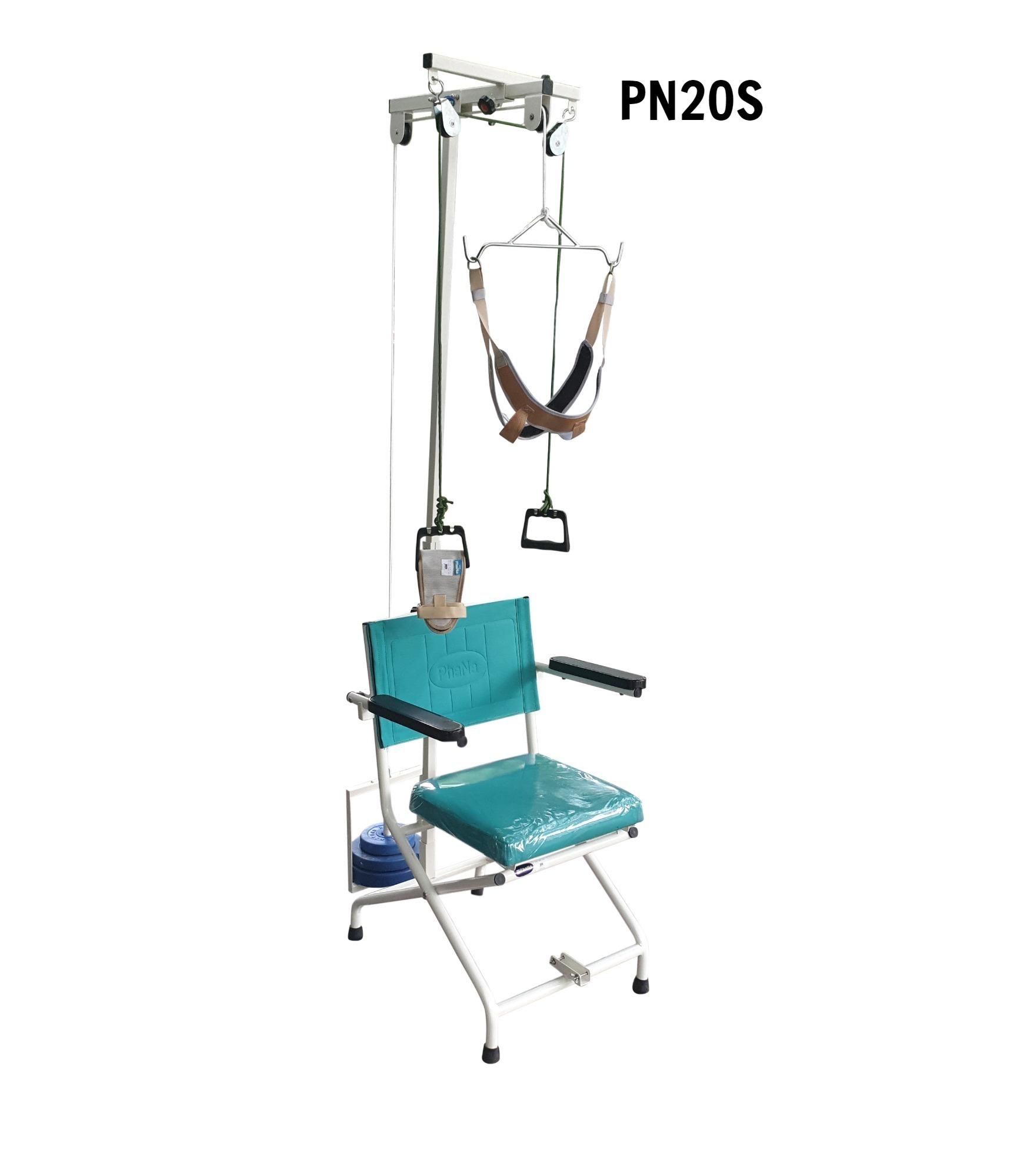 PN20S - Ghế ngồi kéo cổ - PHCN