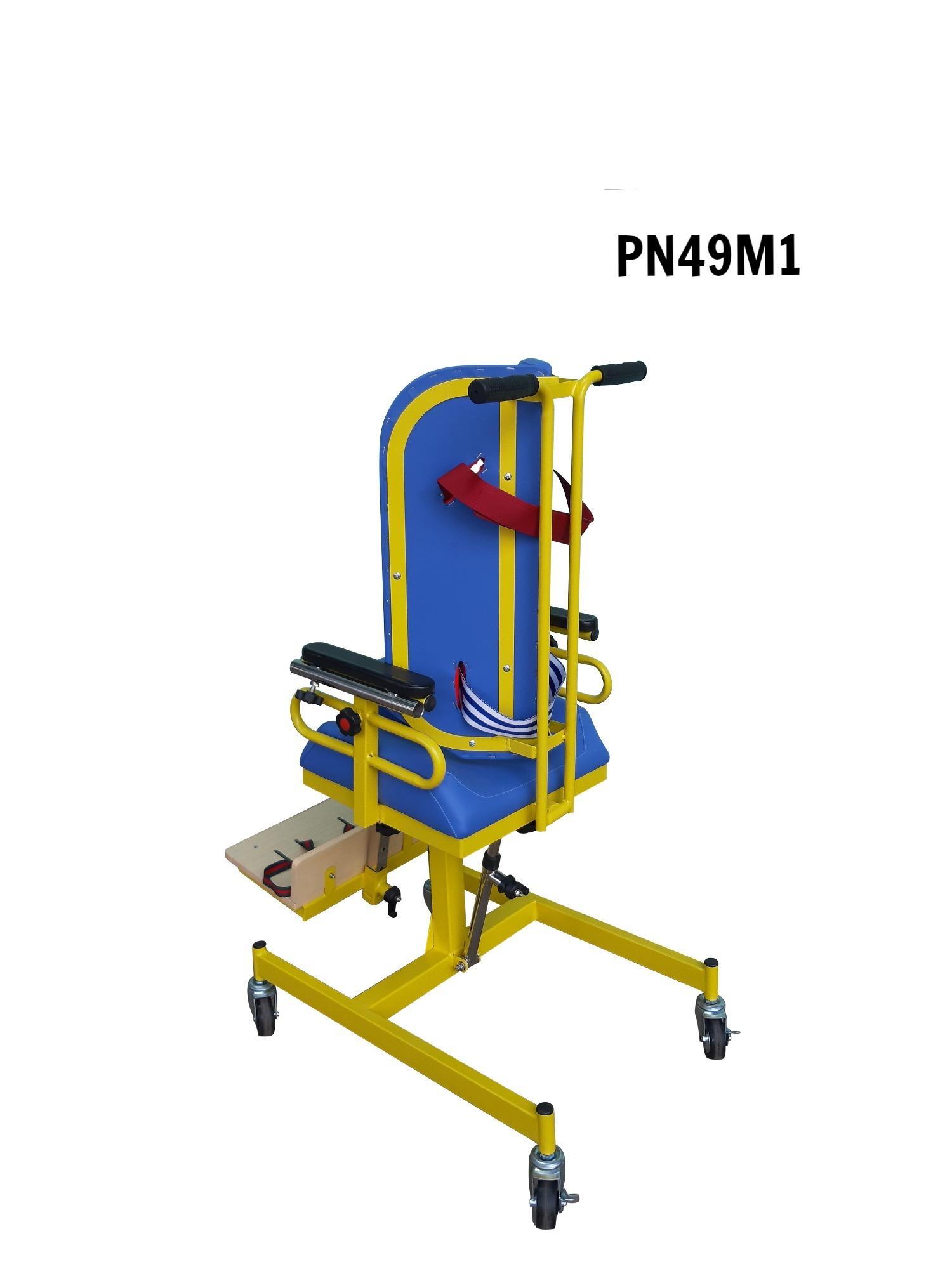 PN49M1 - Ghế ngồi khuyết tật tam giác ngã nằm M1
