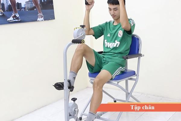 Dụng cụ tập phục hồi chức năng 3 in 1