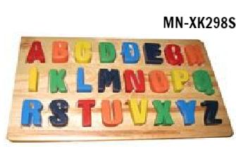 MN-XK298S - Bảng chữ cái tập PHCN não