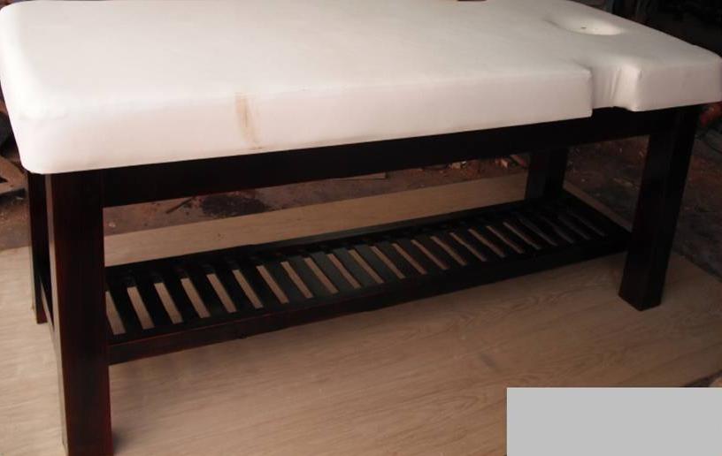 Giường massage, tập PHCN gỗ