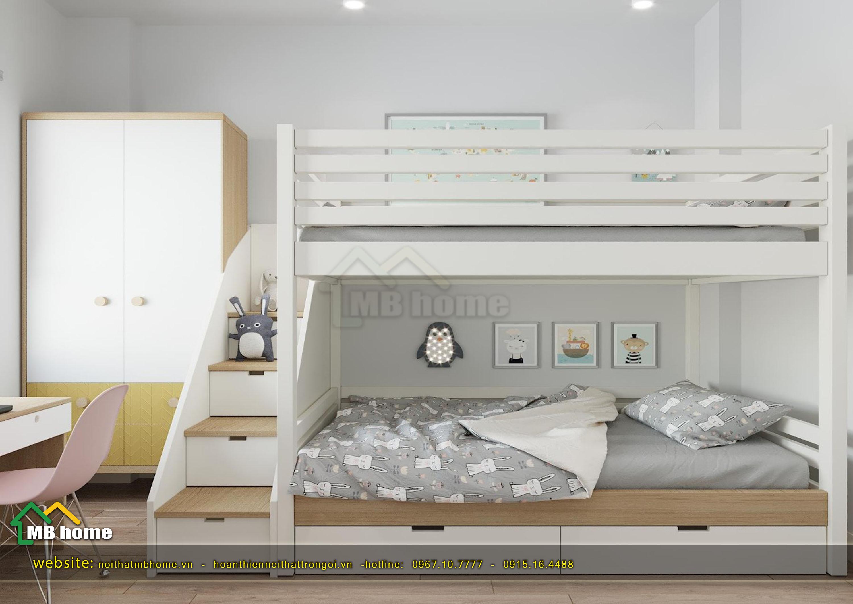 phòng ngủ của trẻ