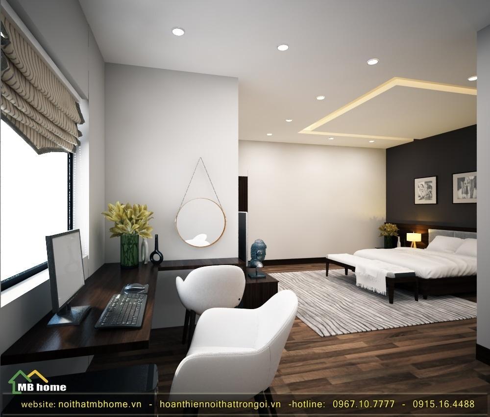 thiết kế nội thất phòng