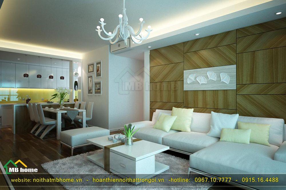 thiết kế không gian nhà ở