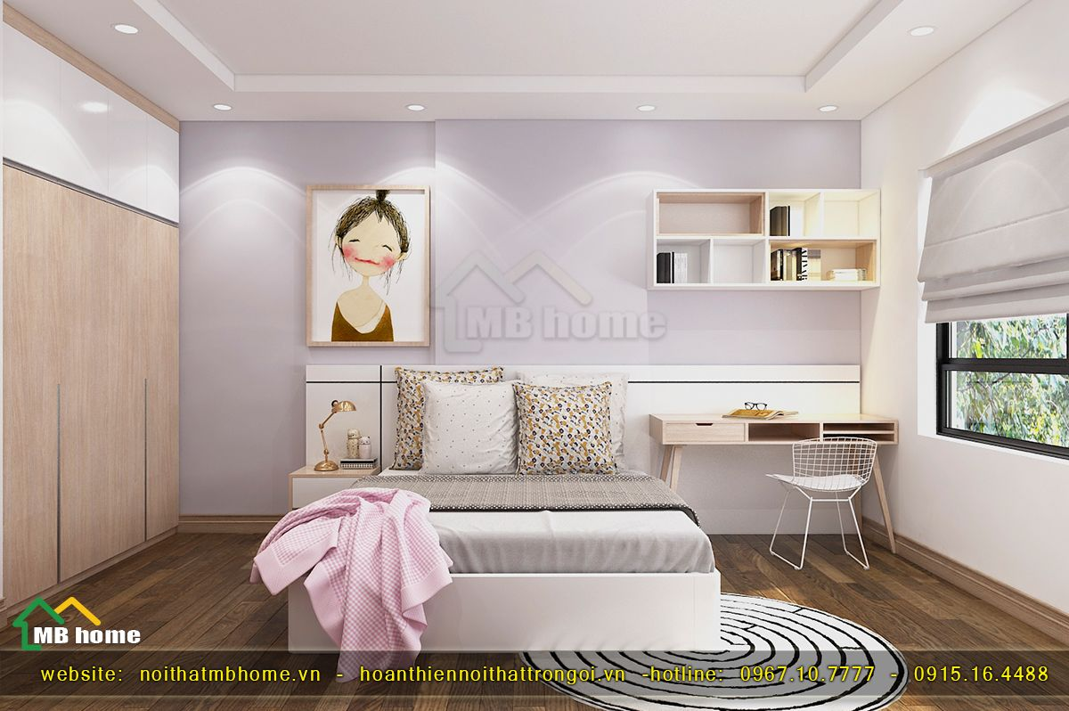 thiết kế nhà ở chung cư