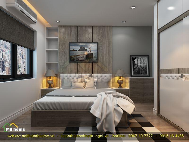 thiết kế phòng ngủ người lớn