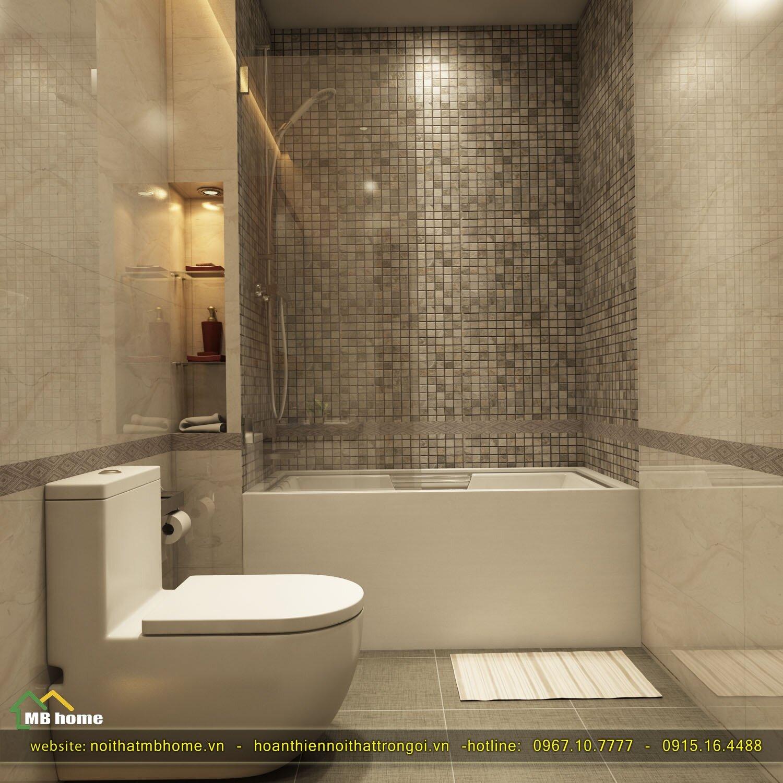 thiết kế nhà tắm