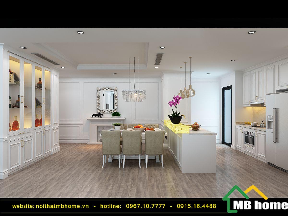 nội thất phòng ăn