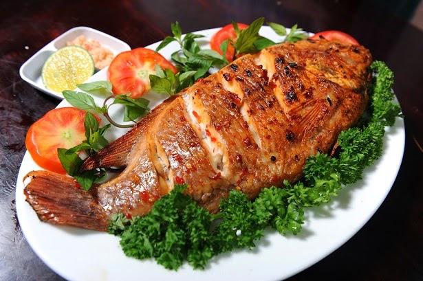Cá Hồng (biển) và cách chế biến các món ngon
