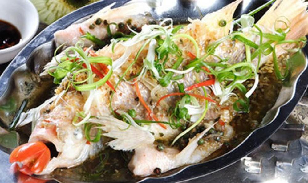 Cá Hồng (biển) và cách chế biến các món ngon Hải Sản Kỳ Hà – Cá Bớp – Cá Ngừ – Cá Bò – Cá Cờ – Cá Dìa – Mực – Hàu sữa – Hải sản tự nhiên
