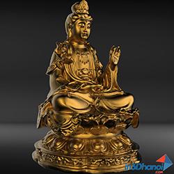 Tượng & tác phẩm Phật Giáo