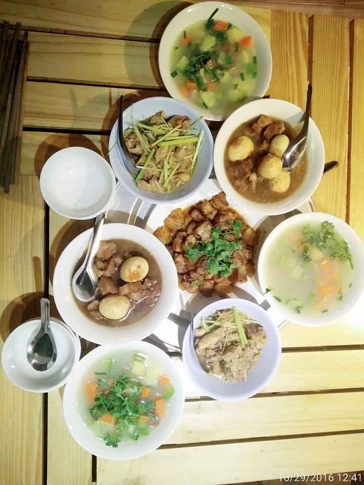 VIETNAMESE DAILY COOKING CLASS (price per person, for the group of 3-4 pax)