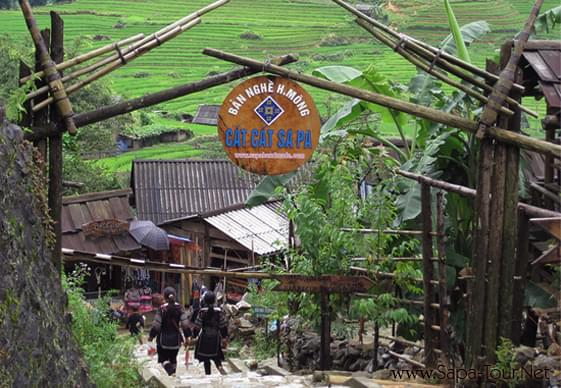 SA PA EASY TREKKING TRIP 2 days - 1 night -  Sleep in Hotel