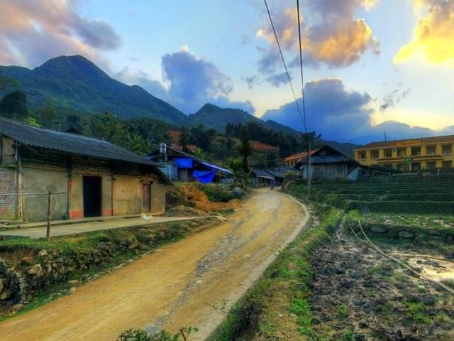 SAPA EASY TREKKING TRIP 2 days 1 night -  sleep at homestay