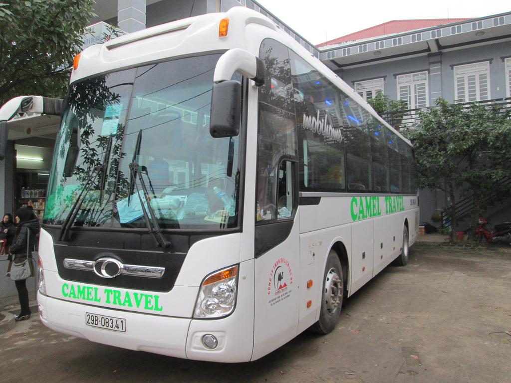 河内-吉婆岛:巴士-快艇-巴士