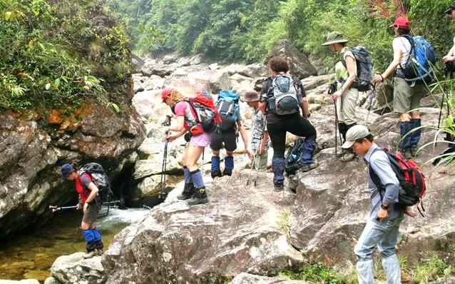 FANSIPAN TREKKING 2 DAYS 1 NIGHT
