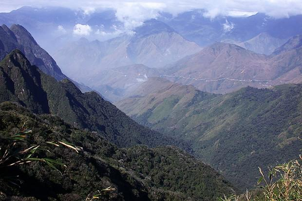 FANSIPAN TREKKING 3 DAYS 2 NIGHTS