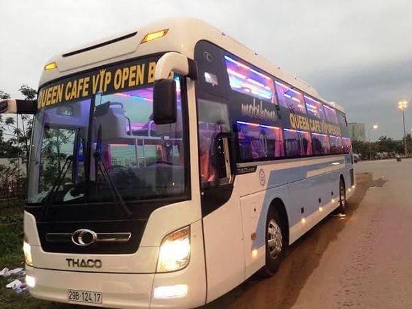 OPEN BUS